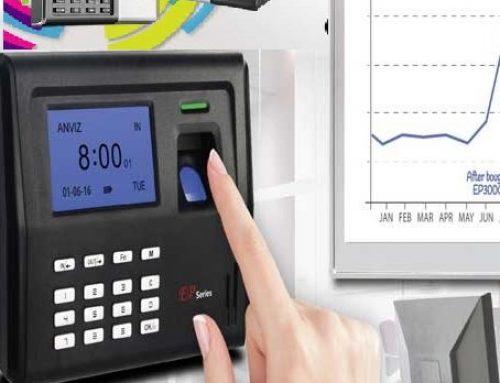 ضبط وإعداد أجهزة مراقبة الدوام المعرفة على برنامج الأمين للموارد البشرية